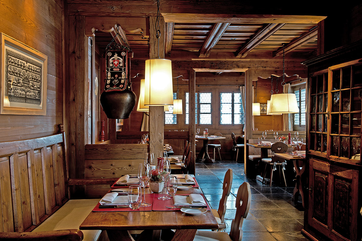 Gstaad-restaurants